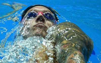Dressel emerges with Phelps aura after scandal-hit world swim