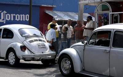 Long live the Beetle! Iconic 'people's car' thrives in Mexico