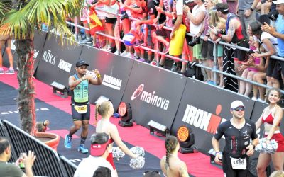 Pinoy triathlete brings home Php50,000 for Palawan tribal communities
