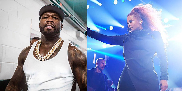 Janet Jackon and 50 Cent to perform in Saudi Arabia