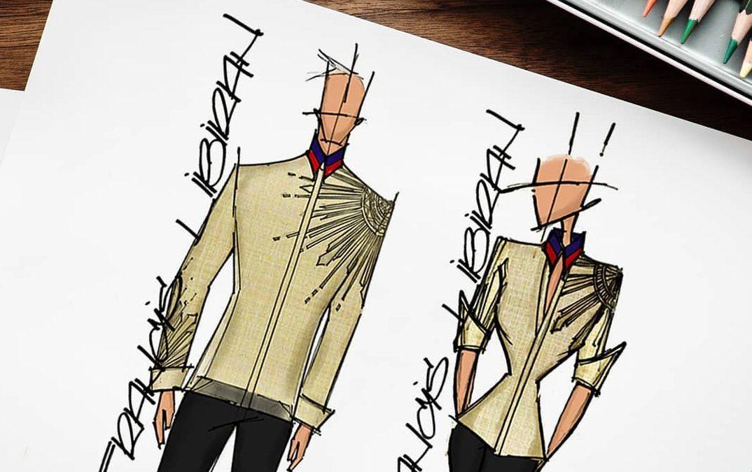 LOOK: Francis Libiran, Rajo Laurel share PH SEA Games uniform designs