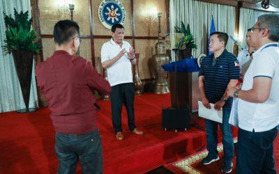 Duterte has special request to Direk Joyce Bernal for SONA