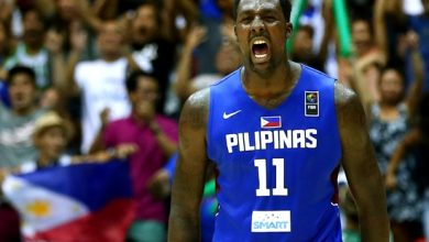 Photo of Gilas Pilipinas player Andray Blatche's return to PH delayed