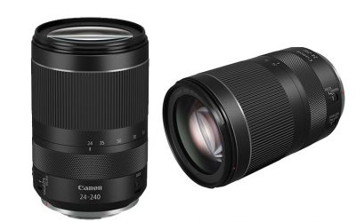 Canon announces affordable Full-Frame 24-240mm all-in-one zoom lens