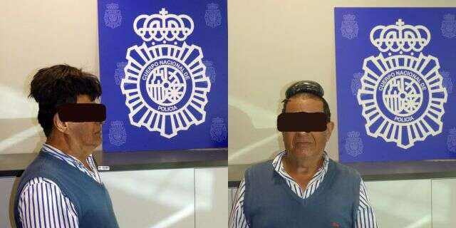 Colombian arrested for carrying cocaine under wig