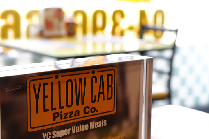 Growl with the tag yellow: Grab and eat the Yellow Cab's full meal show