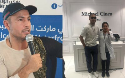 LOOK: Derek Ramsay wins hearts of Kapuso fans in UAE and UK