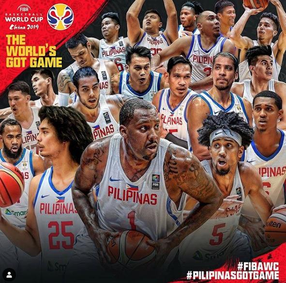 Gilas to move plus, prepares for FIBA World cup