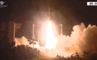 UAE's Falcon Eye 1 lost in space due to rocket launcher failure