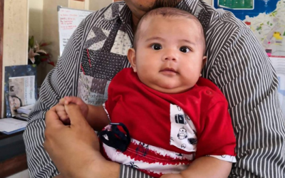 Filipino baby alive and well after being born amid war in Tripoli
