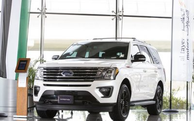 Special edition 2019 Ford Expedition 'Turath' arrives in Al Tayer Motors and Premier Motors showrooms