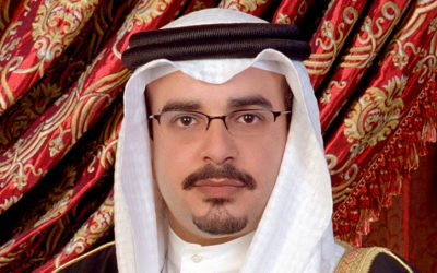 UN thanks Bahrain crown prince for human rights efforts