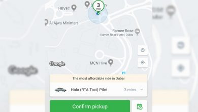 Photo of Dubai RTA, Careem unveil taxi e-hailing brand 'Hala'
