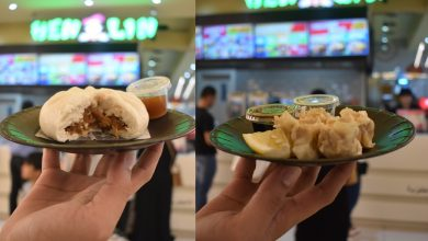 Photo of Hen Lin's first-ever store in UAE steams oriental goodness at affordable prices