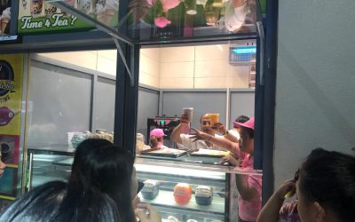 Dubai OFWs' bubble tea indulgence takes a new level
