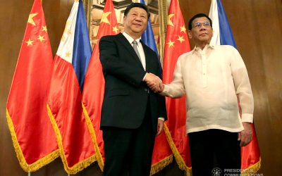 Duterte says increasing presence of Chinese workers in PH not a threat