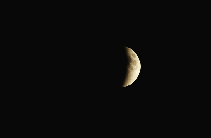World witnesses last partial lunar eclipse for 2019