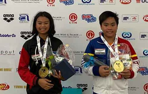 PSL bags 11 gold medals in Singapore meet