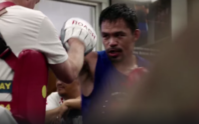 Jimuel Pacquiao to watch father's fight as a 'student'
