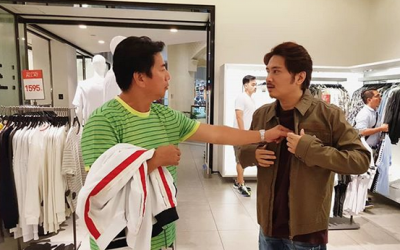 'Bigyan ng Jacket!' Janno Gibbs gets a jacket from Willie Revillame