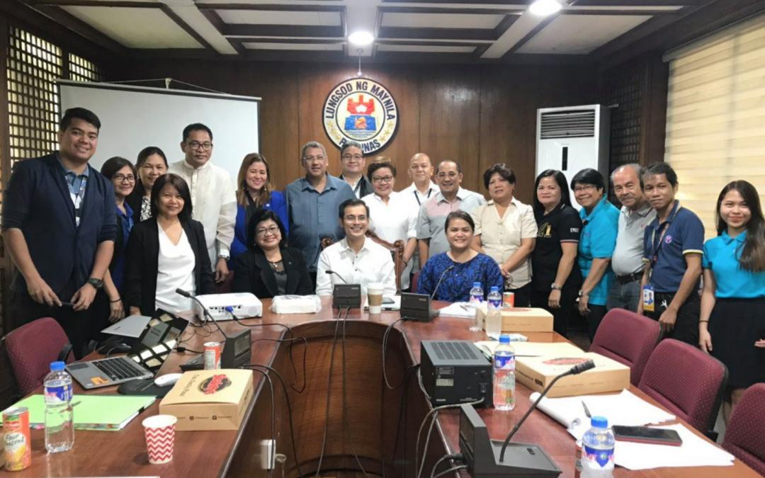 Manila to roll out 'nutribun' program in 2020