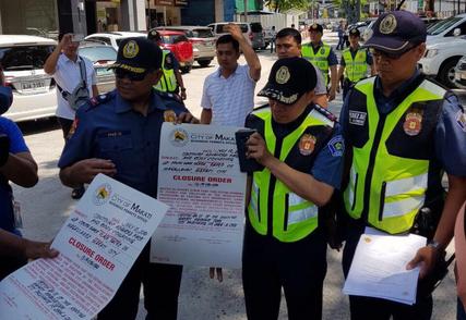 Makati clinic shut down over lipo patient's death, no operating permit
