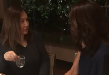 WATCH: Sharon Cuneta, Cherie Gil reenact famous movie scene