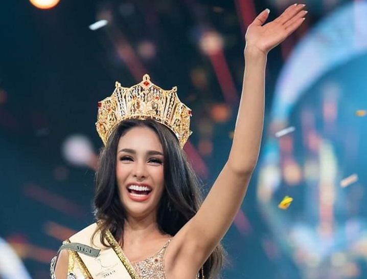 Beauty queen who called Catriona Gray fat wins Miss Grand Thailand 2019