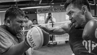 Photo of Buboy wants to Pacman to become president