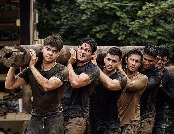 Descendants of the Sun PH remake stars undergo military training