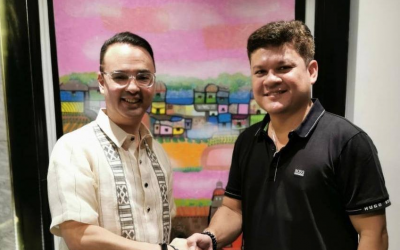 'No more house coup?' Alan Peter Cayetano meets with Paolo Duterte