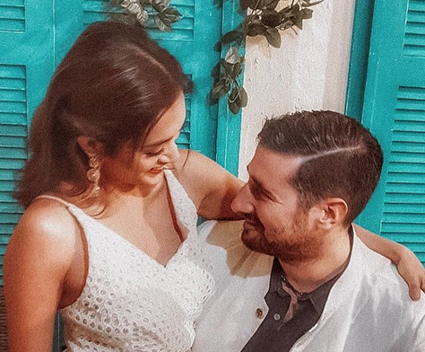 Ina Feleo now engaged to Italian boyfriend