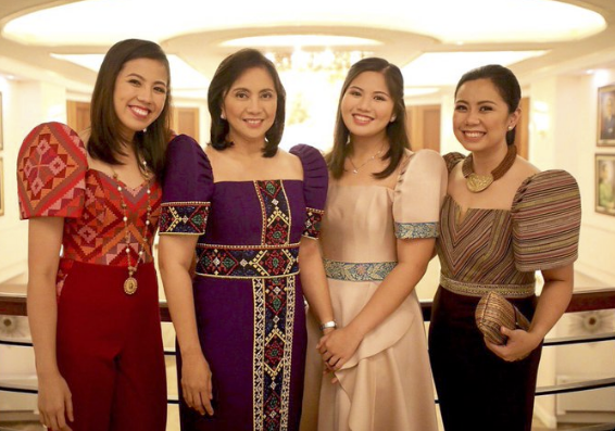 All eyes for the guests: the 2019 SONA fashion