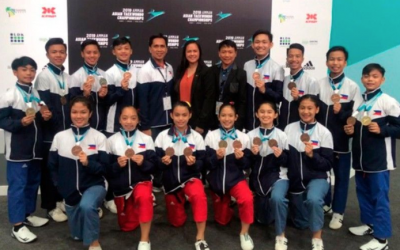 PH Taekwondo team wins Asian Junior Cadet championship