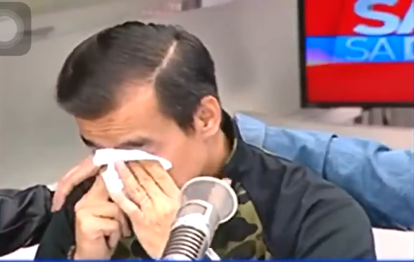 Isko Moreno turns emotional, remembers 'Kuya Germs' in an interview