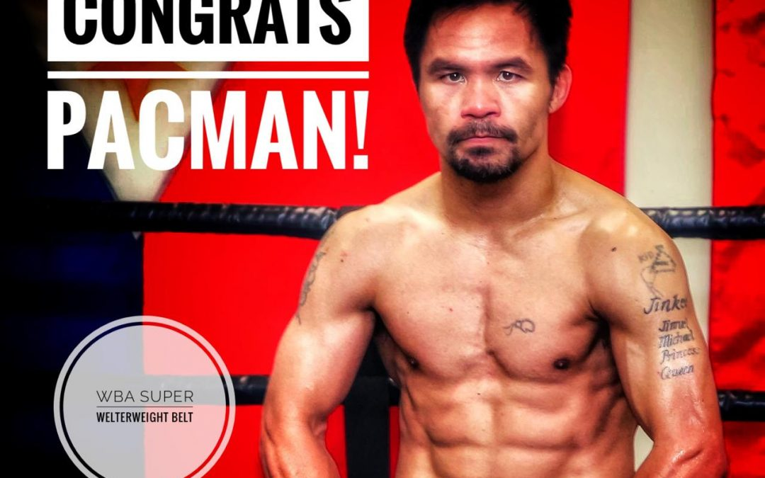 Pacquiao wins via split decision against Thurman