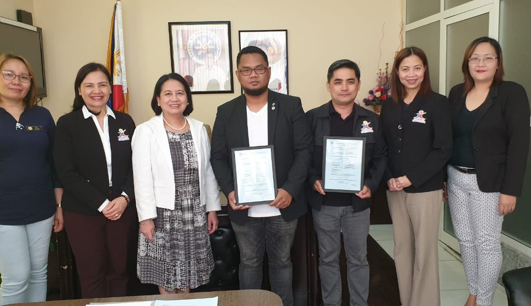 TESDA awards 1st Accredited training center in caregiving, EIM courses outside the Philippines