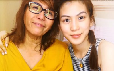 Alex Gonzaga's mom defends her from basher
