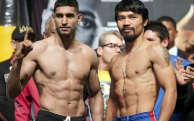 Khan on claims of Saudi bout with Pacquiao: I looked silly