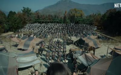 Pinoy dialect Tausug used in Netflix Korean drama series