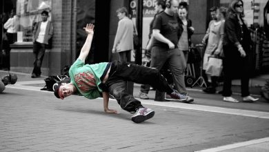 Photo of Breakdancing may be an Olympic gold event