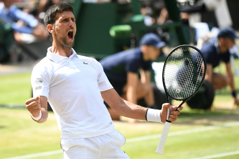 Djokovic wins 5th Wimby in an almost 5-hour match with Federer