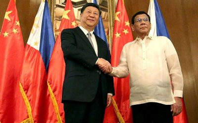 China rejects PH arbitral ruling ahead of Duterte-Xi meeting