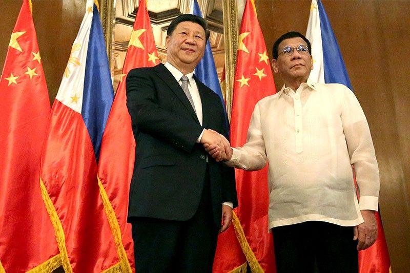 Duterte in Beijing to meet Xi Jinping, watch Gilas game