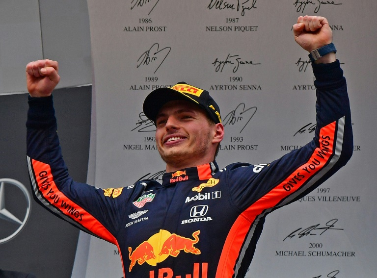 Verstappen wins chaotic German Grand Prix