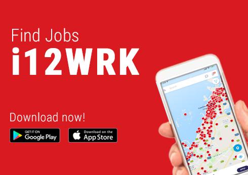 Apply for genuine jobs on i12WRK