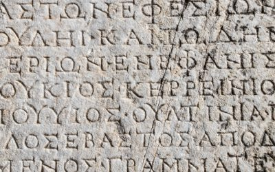 Artificial Intelligence deciphering dead languages