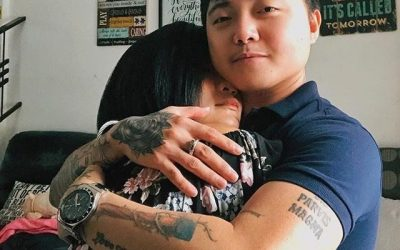 Jake Zyrus proudly shows his love to his fiance