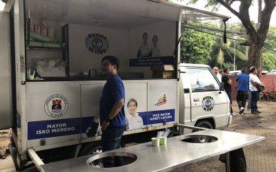 Isko Moreno wants name removed on food truck