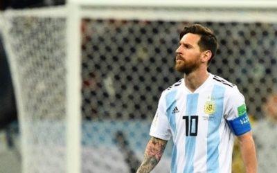 Messi decries corruption at Copa America